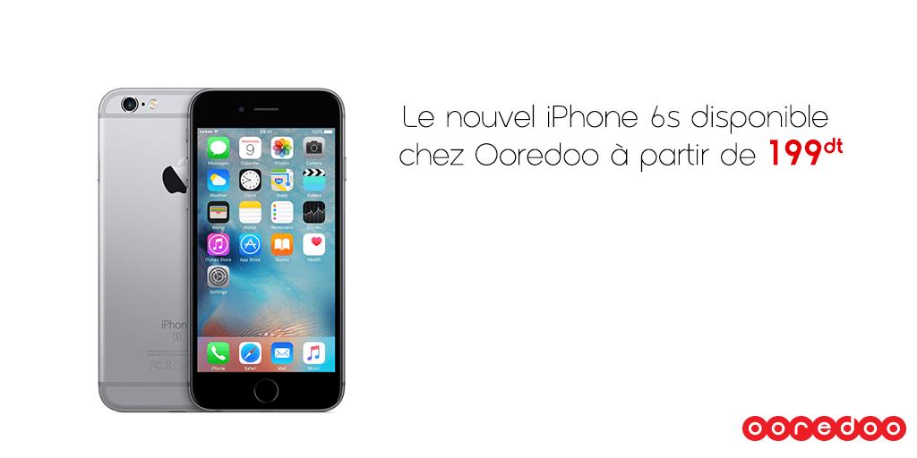prix du nouvel iphone