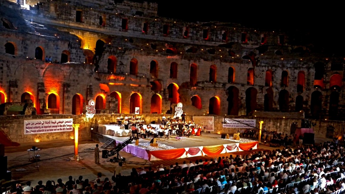 Festival-El-Jem-Tunisia