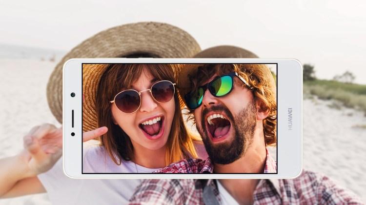 best selfie Huawei GR5