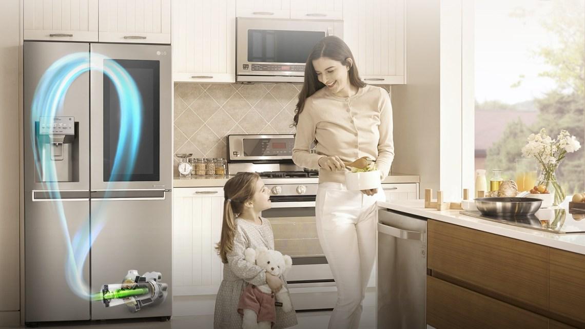 LG Inverter Linear Compressor Image