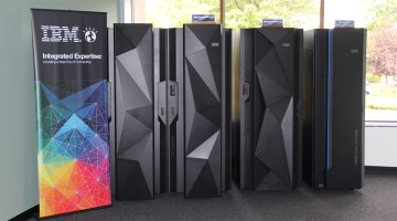 IBM-z-Series-mainframe