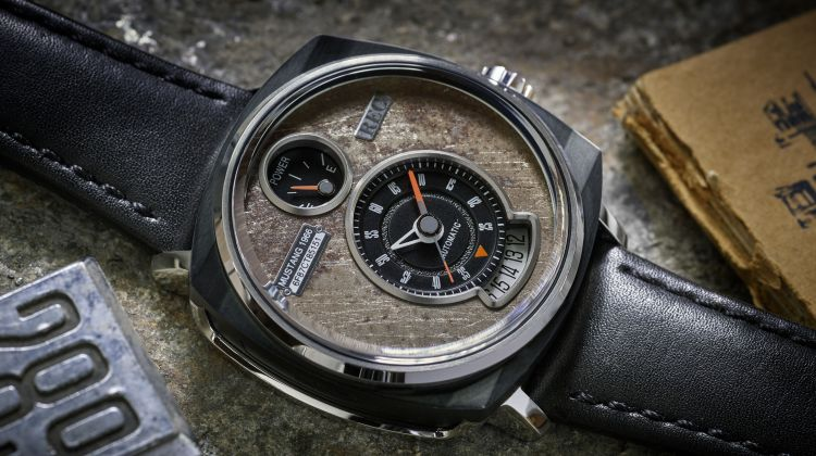 Ford Mustang Watches (2)