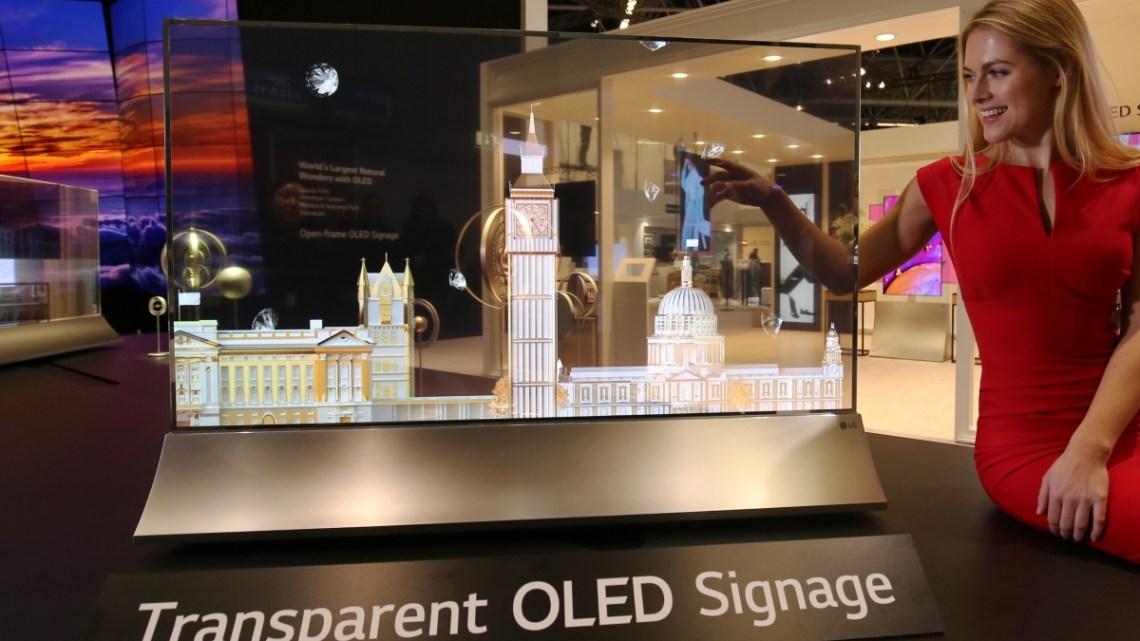 Transparent OLED_Image