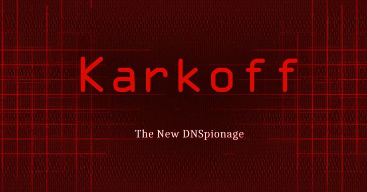 Karkoff-DNSpionage-malware