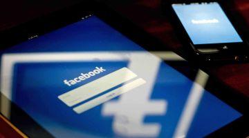 facebook afp