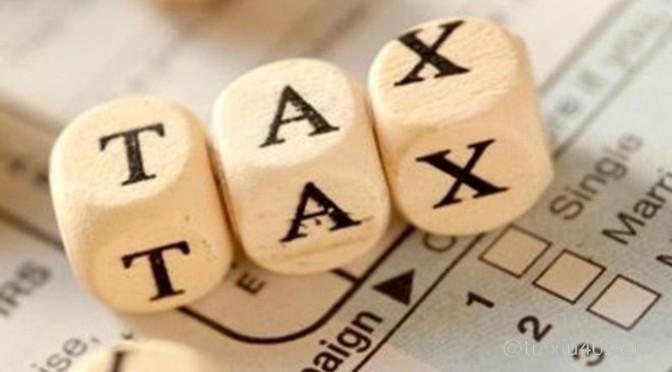 """五张图教你看懂日本""""个人所得税"""""""