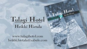 1st Ed. Tulagi Hotel Business Card