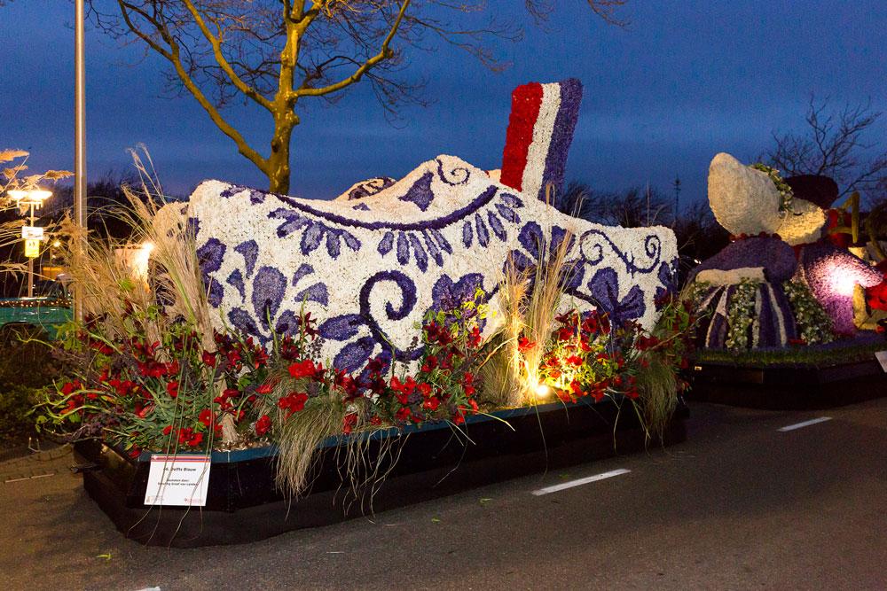 flower parade night edition