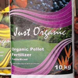 Just organic Pellet Fertilizer 10kg