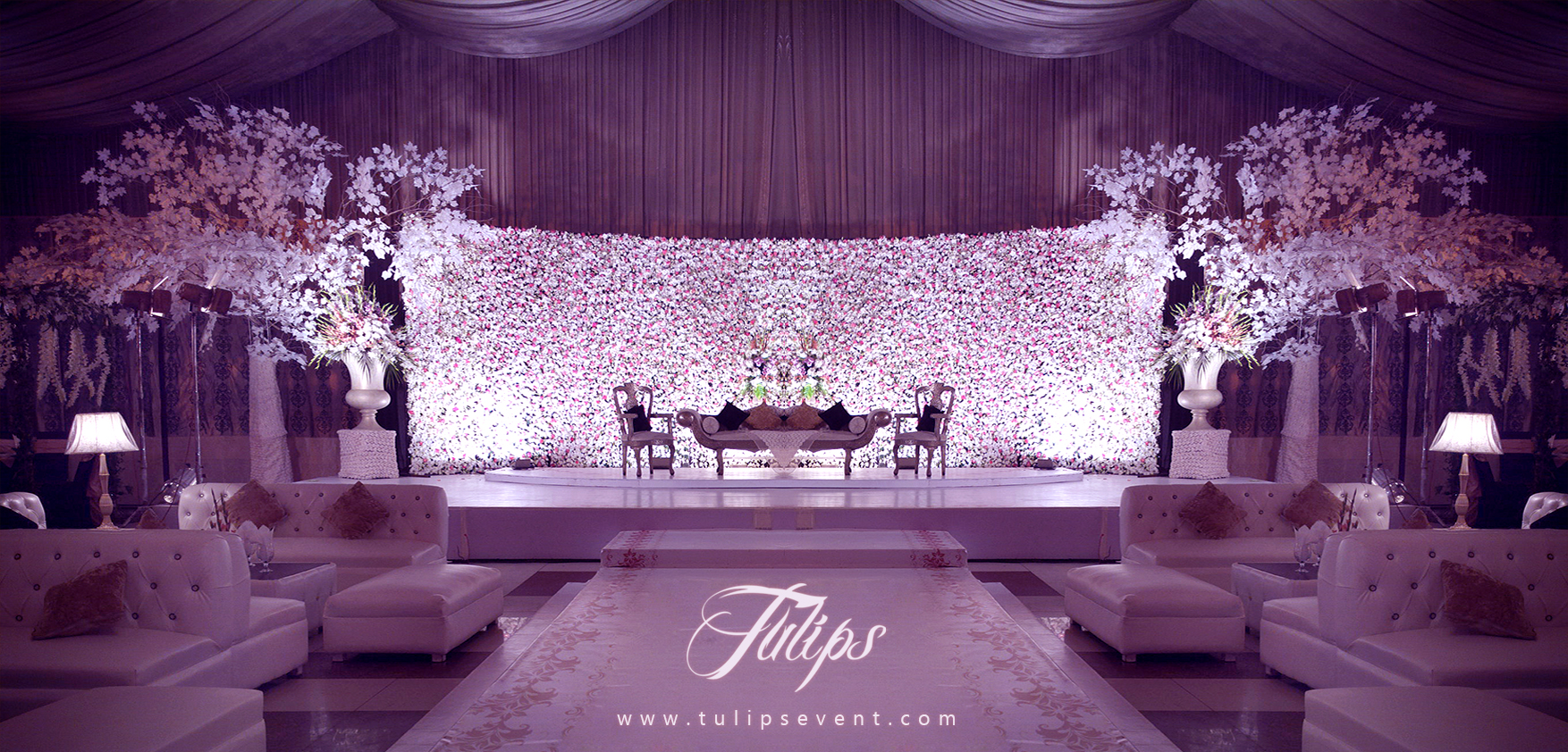 Best affordable wedding stages in pakistan for Wedding decoration design