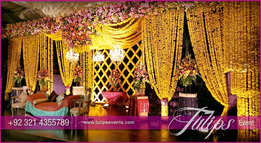 Mehndi Stage Decoration Dailymotion : Mehendi archives tulips event management