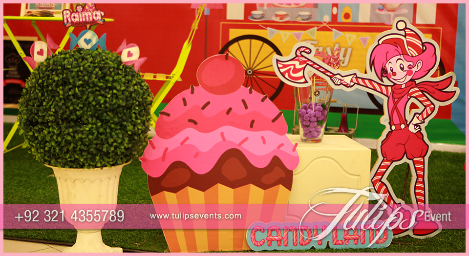 candyland theme party supplies ideas in Pakistan