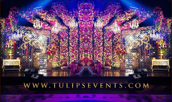 Mehndi Party Entertainment Ideas : Best events management company in pakistan tulips