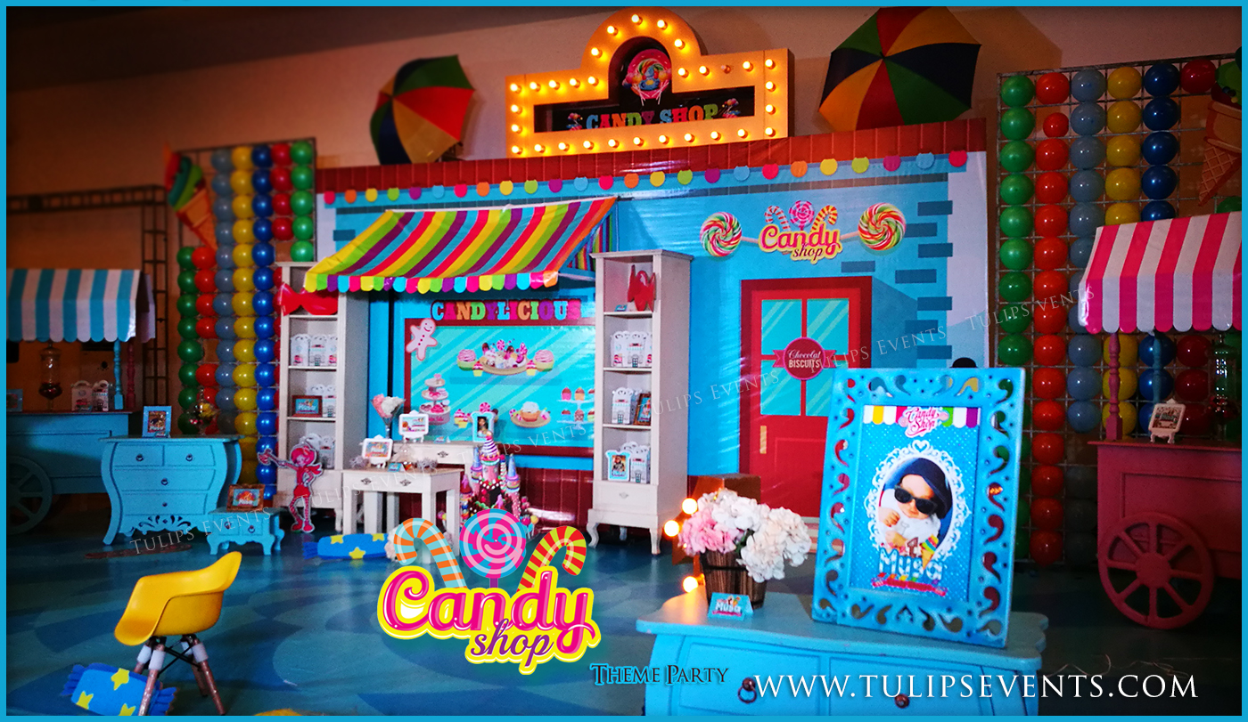 Sweet Candy Shoppe Party