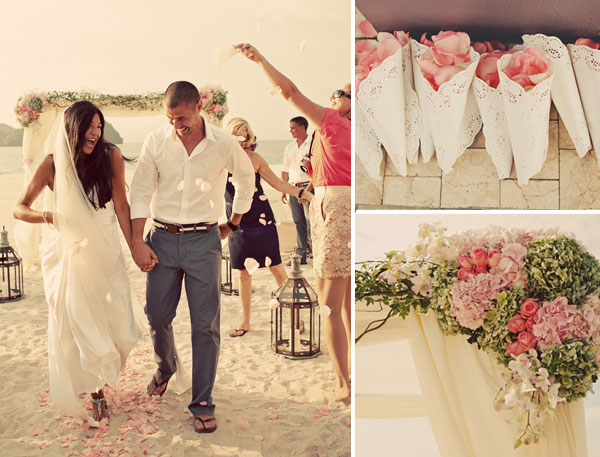 Seaside Beach Wedding Ideas Tulle Amp Chantilly Wedding Blog