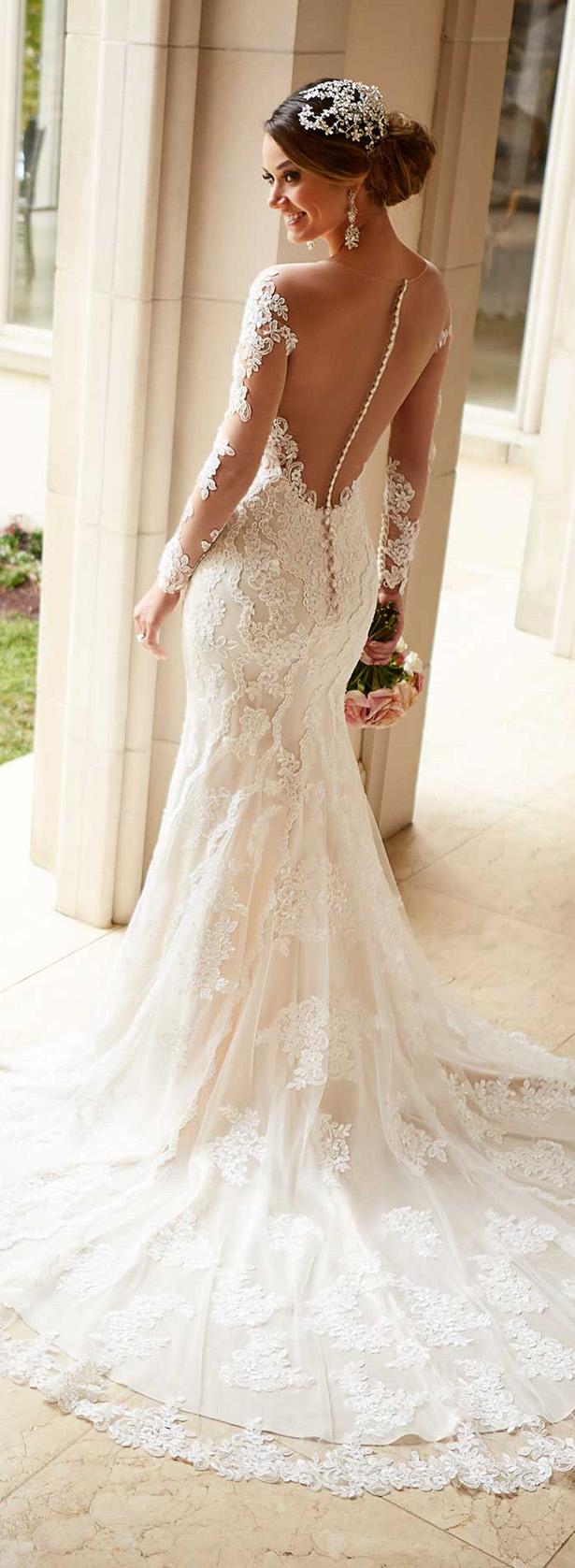 Stella York Spring 2016 Wedding Dresses