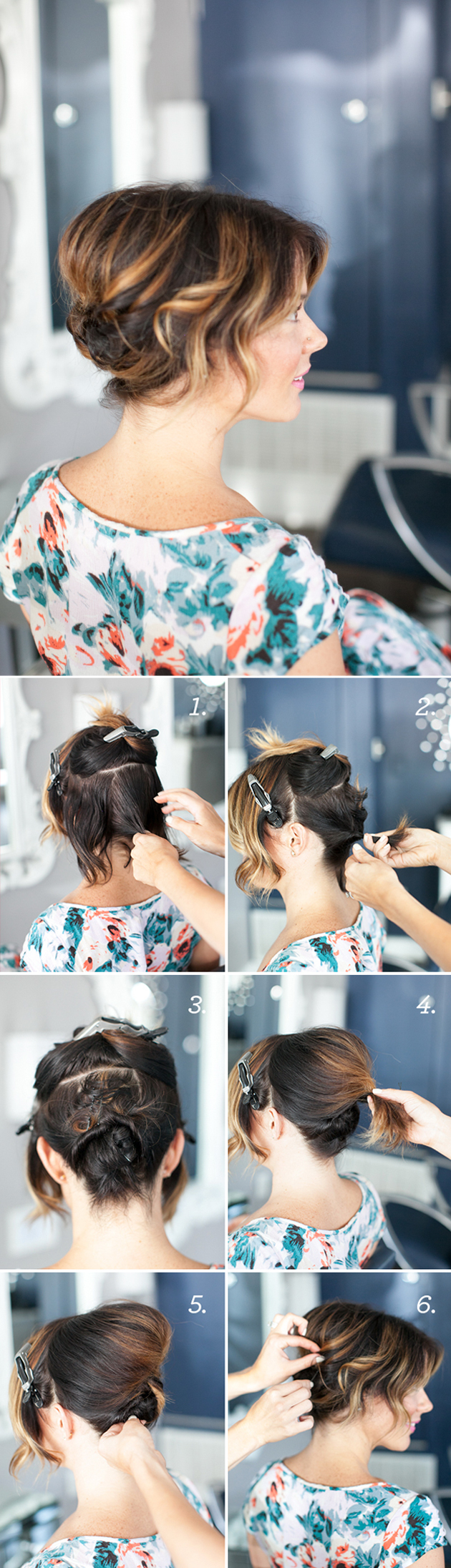 20 creative short wedding hairstyles for brides | tulle