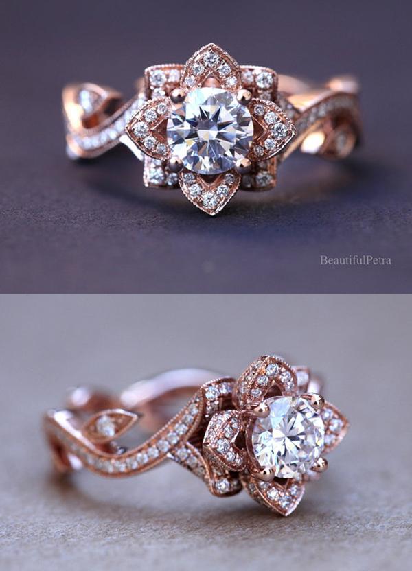 Beautiful Ring Filigree