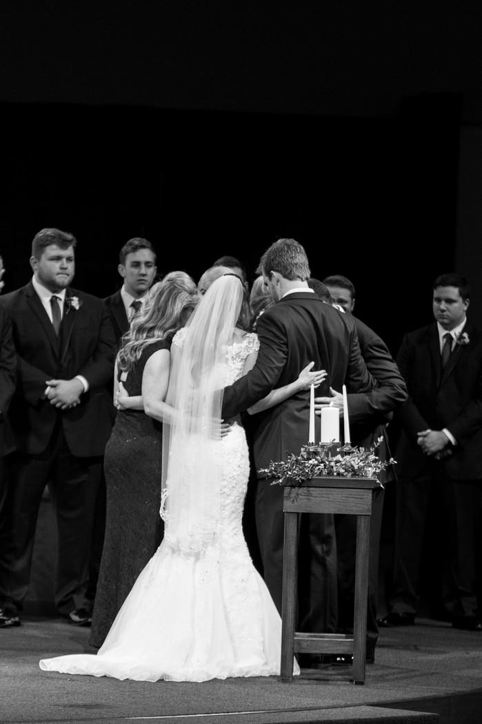 Elegant Winter Wedding Inspiration Rachel And Trent