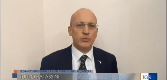 PATASSINI (Lega)/ IN ARRIVO FONDI PER PROIETTARE LE MARCHE IN AMBITO INTERNAZIONALE