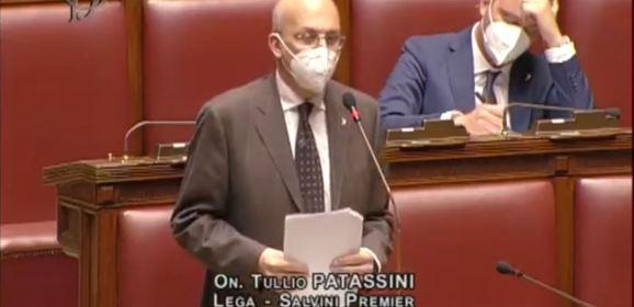 """PATASSINI (Lega): """"ORDINE DEL GIORNO PER SUPPORTARE GLI IMPRENDITORI DELL'AREA DEL CRATERE"""""""