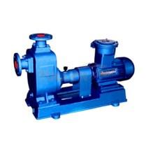 WZW Type Self-priming Centrifugal Sewage Pump