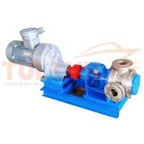 NYP Type High Viscosity Stainless Steel Internal Gear Pump