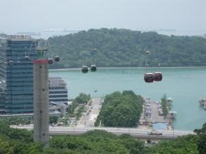 Sentosa Island Cable Car Ride