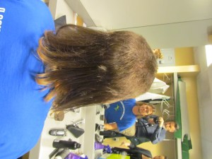 Scalped by Students for the Children of Haiti Project