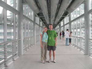 Second Visit to the Petronas Towers