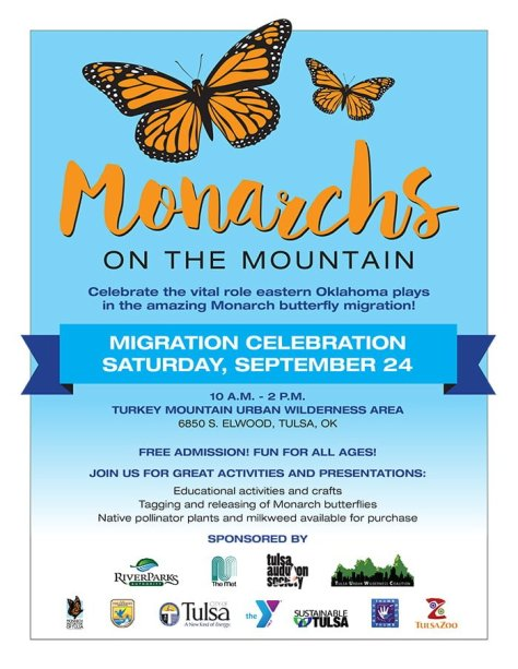 Tulsa's Monarchs on the Mountain
