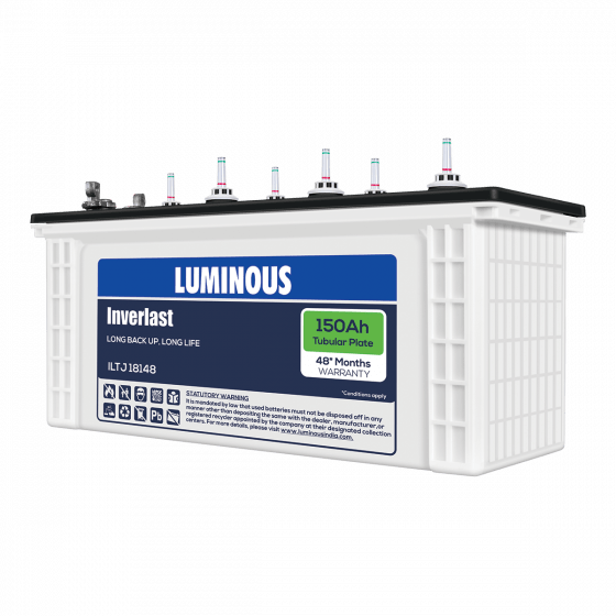 Battery 150 Ah - ILTJ18148