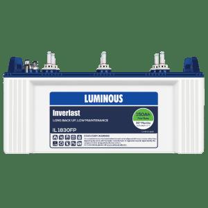 Luminous IL1830FP 150Ah Battery