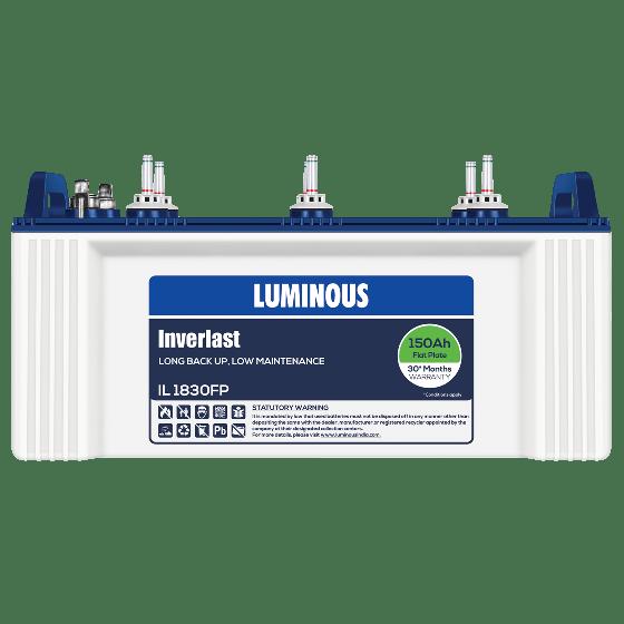 Luminous 150Ah Battery 1830FP