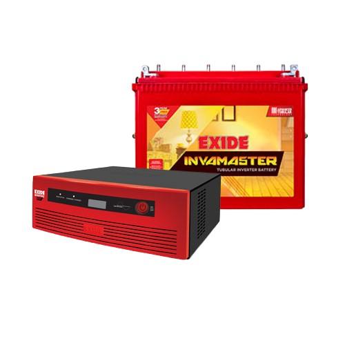 Exide GQP 1050VA and Exide Inva Master IMTT1500