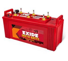 Exide InstaBrite IB1800 180AH