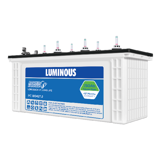 Luminous Inverter Battery 42Months pc18042tj