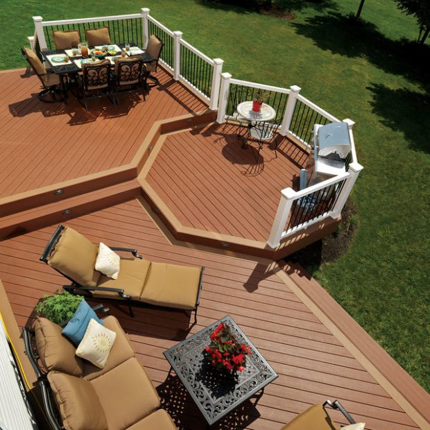 take your deck to the next level with