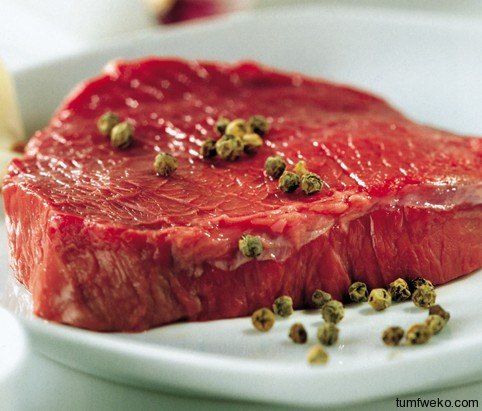 Red Meat Increases Diabetes Threat By 50%