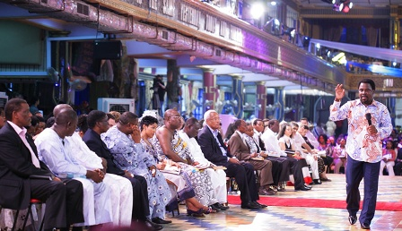 TB Joshua Warns Of Devastating Storm That Will Leave A Trail Of Destruction