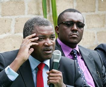 Liswaniso: Speaker Not The Right Person To Call For UPND MPS' Resignation