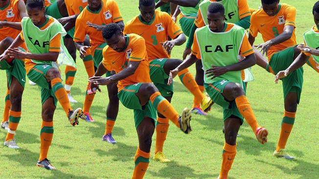 PF Govt To Give K25 Million To Each Chipolopolo Player If They Beat Uganda On Saturday