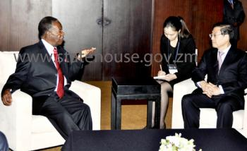 Zambia Still Very Primitive – Sata