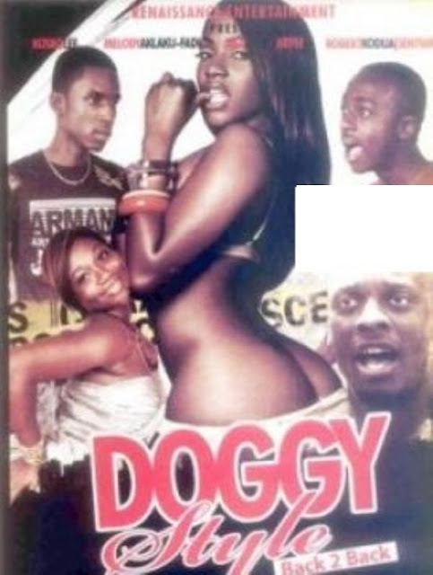 "PHOTO: Ghanian Movie ""Dóggy Style"" – What kind of Movie Is this?"