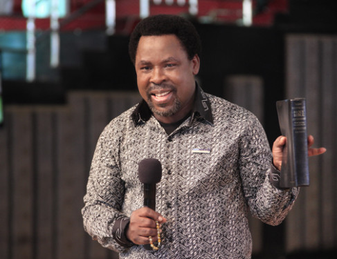 Thousands Of People Fasted, Prayed & Begged God To Reverse My US Election Prophecy – TB Joshua