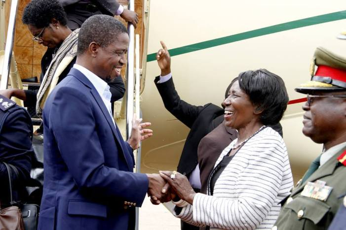 Inonge Wina Advises Women 'Dont Use Your Body To Attain High Offices, History Has it That You Will Fall Out Of Favour'
