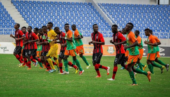 Injuries Hit ZESCO Ahead Of a Must Win Clash Against Nakambala