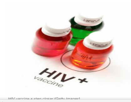 HIV Vaccine A Step Closer