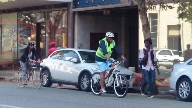 Johannesburg Halts South Africa Cycle Lanes To Build Roads