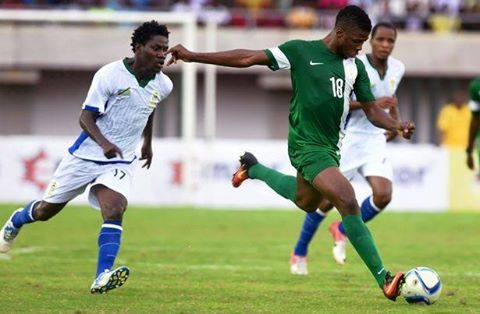 Kelechi: Zambia Can Not Stop Us From Collecting 3 Points
